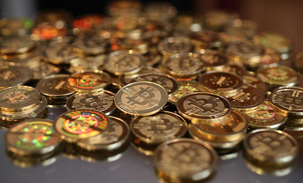 bitcoin marke